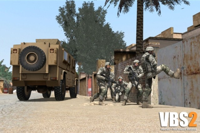 Bohemia Interactive Studio developed the gaming and training platform Virtual Battlespace 2, called VBS2, in cooperation with the Marine Corps, the Australian Defense Force and other military customers. The game includes a virtual battlefield on which users can operate land, sea and air vehicles.