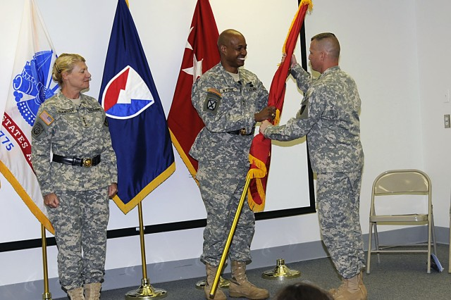 Wyche promoted to Maj. Gen.