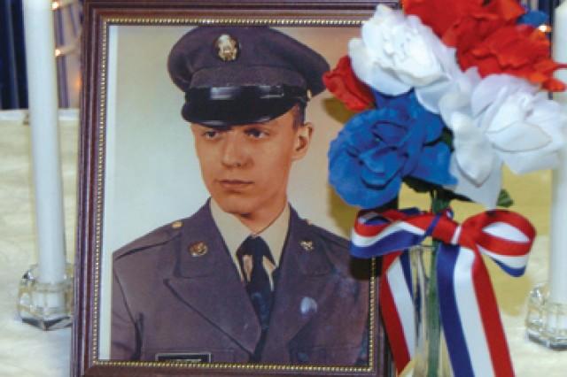 Slain military policeman