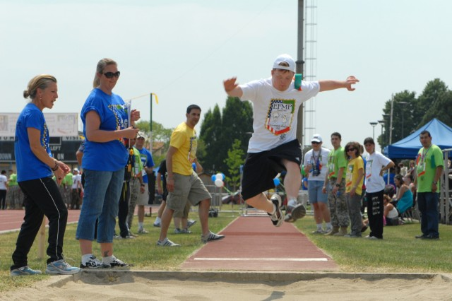 EFMP Sports Day, Vicenza, Italy