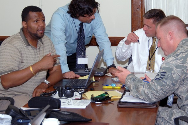 Joint Staff Vulnerability Assessment Team