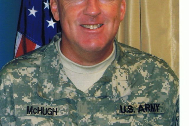 A U.S. Army training facility at Fort Leavenworth, Kan., is being renamed to honor Colonel John McHugh, who was killed in May 2010 by a suicide bomber in Afghanistan. (Photos courtesy of the Mission Command Training Program).