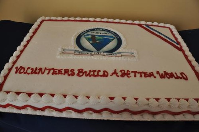 For selfless service to something greater than themselves over the past year, 44 Aberdeen Proving Ground volunteers were honored for their service to the installation and the surrounding community during the Volunteer Recognition Ceremony at the Aberdeen