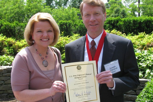 ECBC wins Award