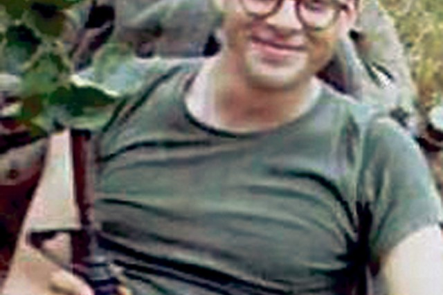 Capt. Richard Knight was killed in 1971 while serving as commander of C Company, 1st Battalion, 46th Infantry Regiment.