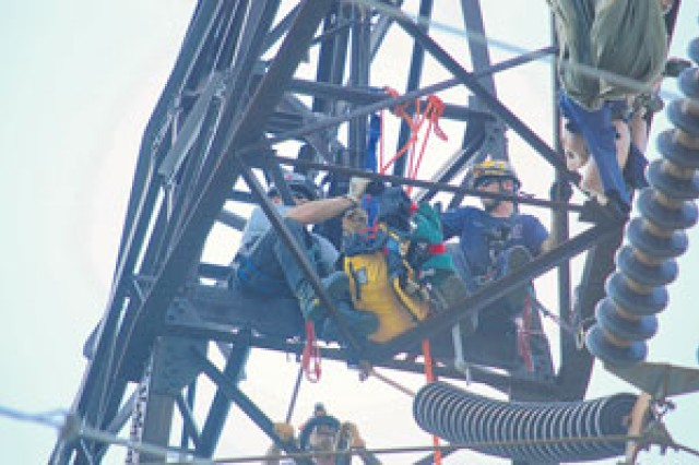911th attends statewide Rescue Challenge