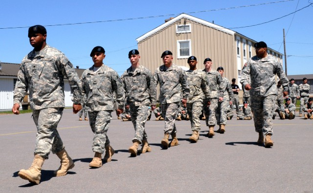 Leadership course teaches Soldiers skills for future