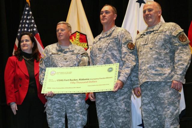 Fort Rucker earns ACOE Exemplary Practice award