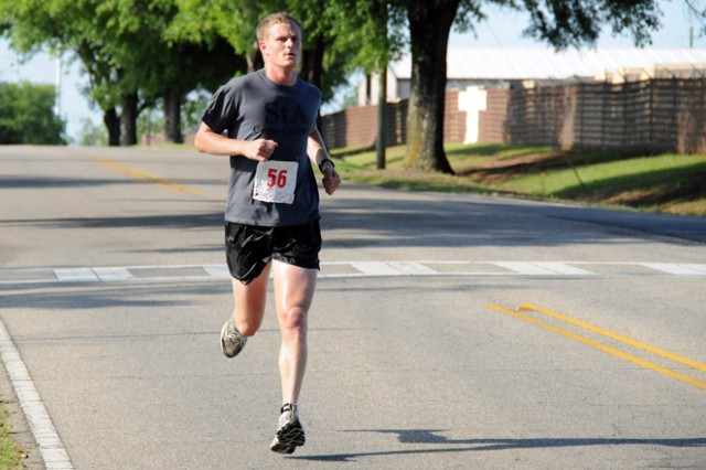 Local Army 10-Miler team takes shape