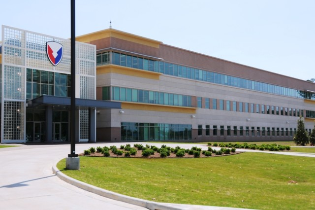 USASAC officially moves to new headquarters
