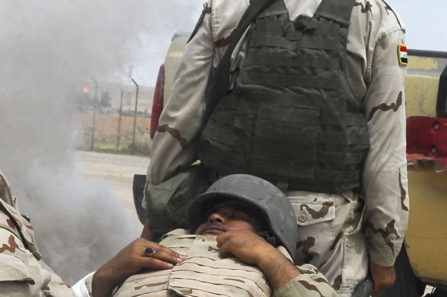 US, Iraqi forces evaluate training during Operation Iron Lion