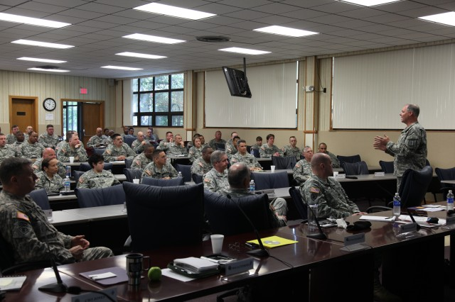 Warrant Officers Look To The Future