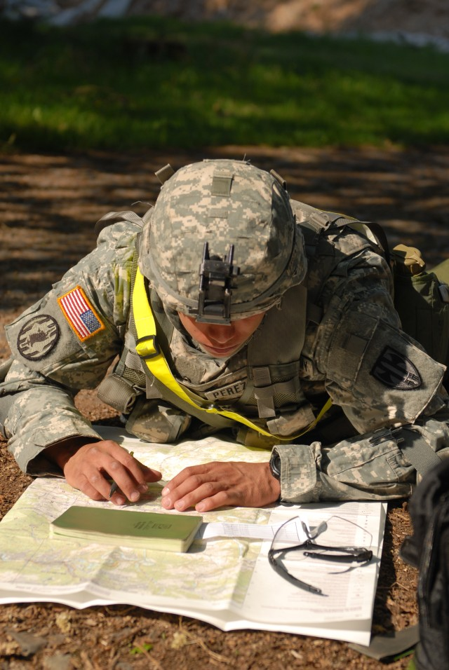 18th MP Best Warrior competition takes it back to basics