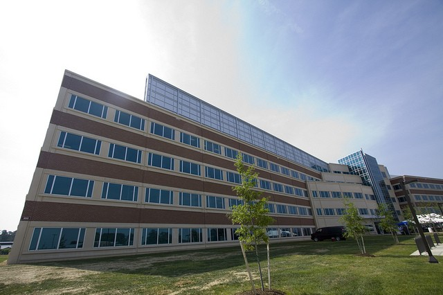 The Army Training and Doctrine Commands new headquarters building located at Joint Base Langley-Eustis in Newport News Va. is officially opened on May 24. The new 263676-square-foot building houses 1260 employees and includes private office spaces an audi
