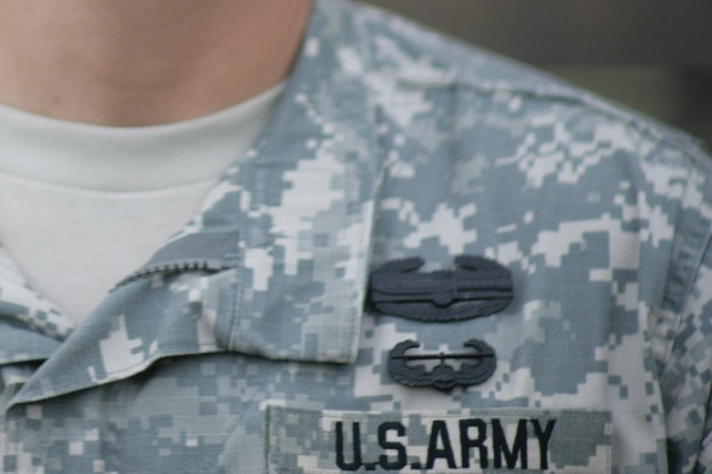 "The Army's new Advertising Campaign focuses on the Army uniform as a ""Symbol of Strength."""