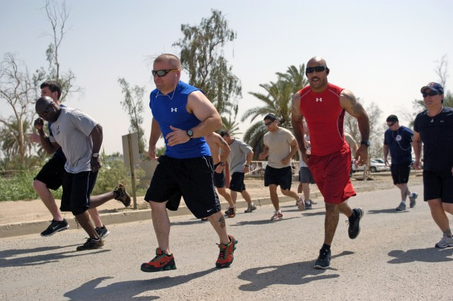 24 hours, 24 miles: Shadow run contributes to Wounded Warriors
