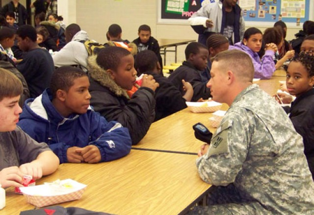 Removing educational obstacles for military kids
