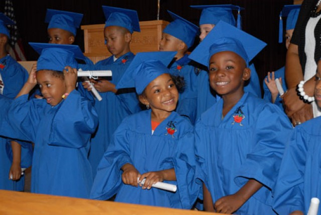 Strong beginnings prepares children for kindergarten