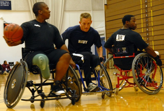 Leveling the playing field: Innovative recreation opportunities available for wounded Soldiers