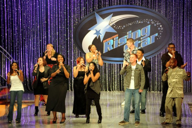 Operation Rising Star: The Army's version of American Idol
