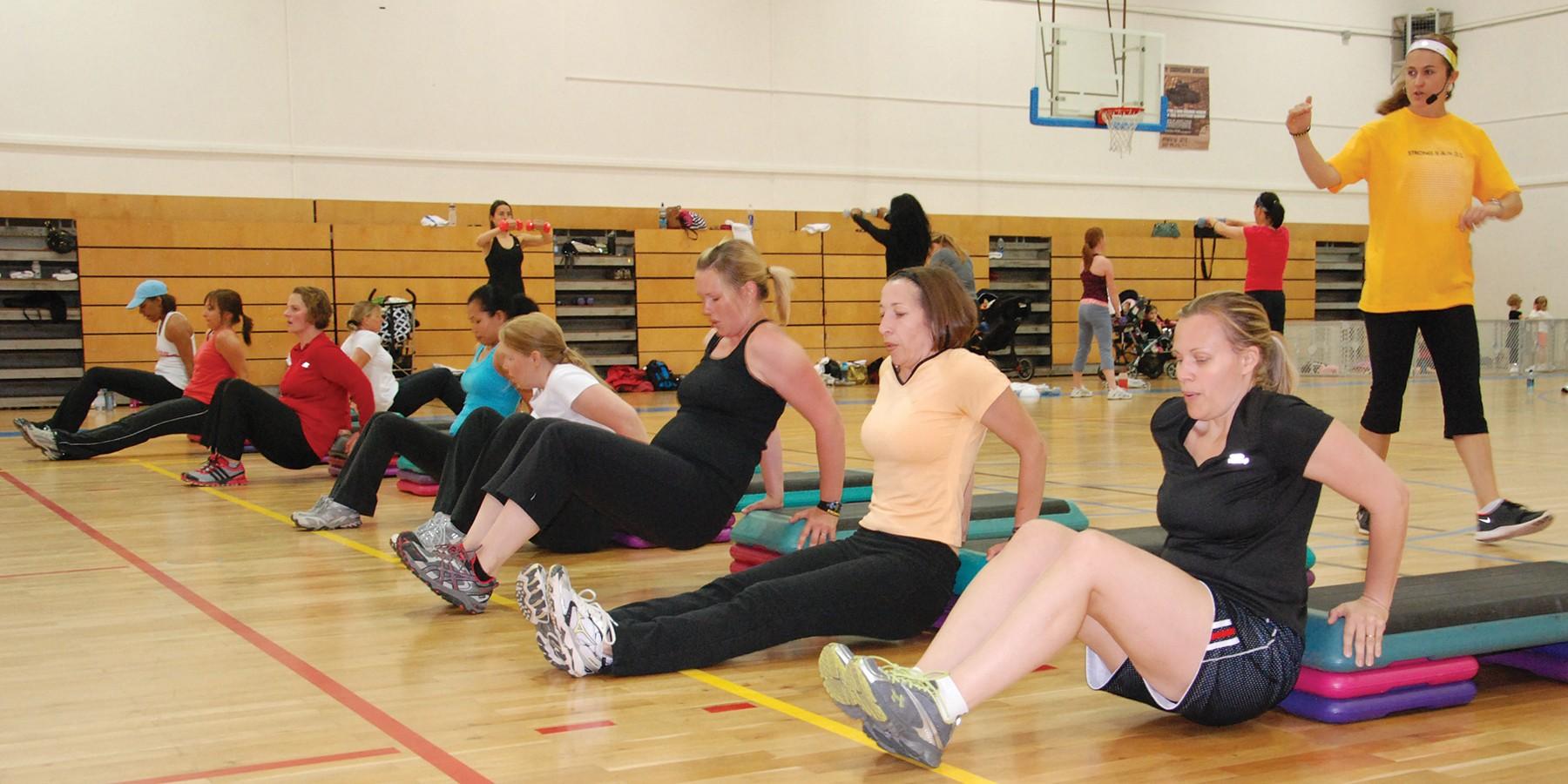 USAG Stuttgart Promotes Health Fitness With Strong BANDS - Us army garrison stuttgart map