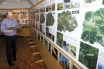 Environmental exhibit highlights German-American stewardship on the Grafenwoehr Training Area