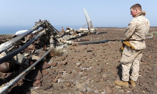 Memorial Day commemoration honors fallen in Djibouti