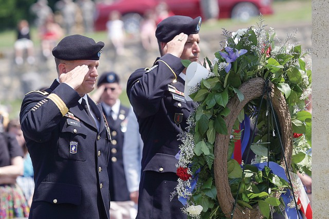 Fort Riley remembers, honors fallen on Memorial Day