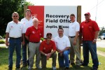 New York District Planning and Response Team arrives in Joplin, Mo., to assist with recovery efforts