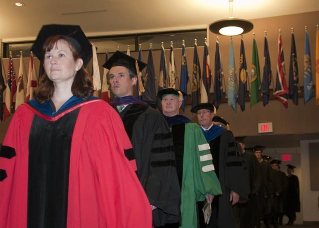 NDU awards diplomas to inaugural class of ARSOF master's degree candidates