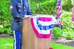 Belvoir Soldier participates in Blue Star Memorial opening