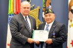 Japanese-American awarded DSC for actions in WWII