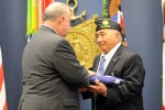 Japanese-American awarded DSC decades after heroic combat actions