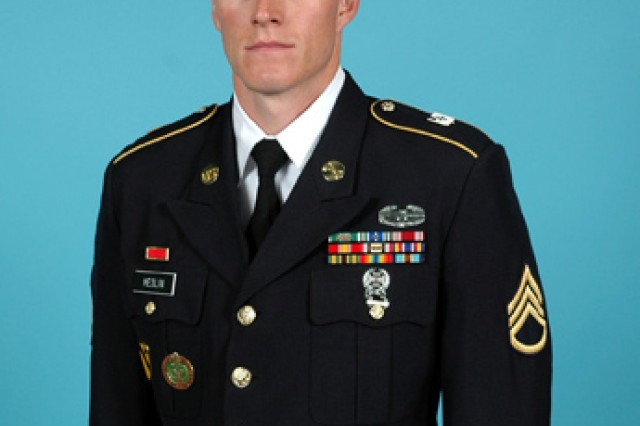 Staff Sgt. John Heslin, 2nd Battalion, 47th Infantry Regiment, 198th Infantry Brigade, will compete for the 2011 U.S. Army Drill Sergeant of the Year title.