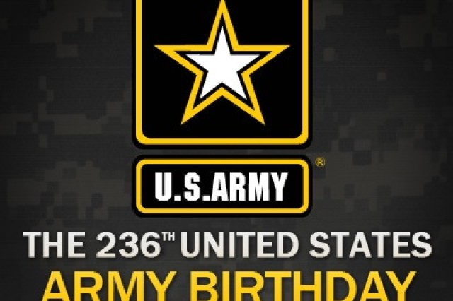 The 236th United States Army Birthday