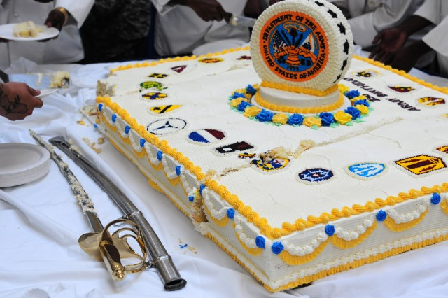 III Corps And Fort Hood Celebrated The Army Birthday June 14 With A Cake Cutting Ceremony