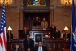 New York State Senate Honors Army Birthday, Flag Day
