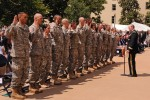 During Army's 236th birthday, 14 Soldiers reenlist at Pentagon