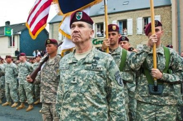 Army Reserve Paratroopers Storm Normandy | Article | The United ...
