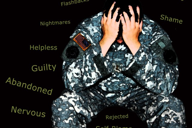 For more information about PTSD, log onto www.ptsd.va.gov.