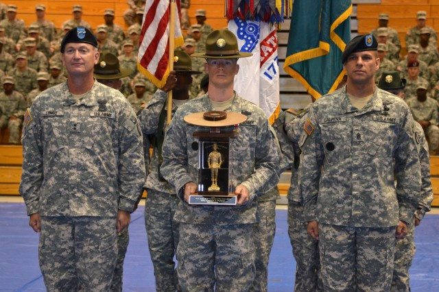 Heslin, Palmer are 2011 Drill Sergeants of the Year | Article ...