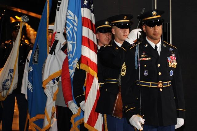 The U.S. Army Birthday Ball was held at Seoul Grand Hyatt June 10.