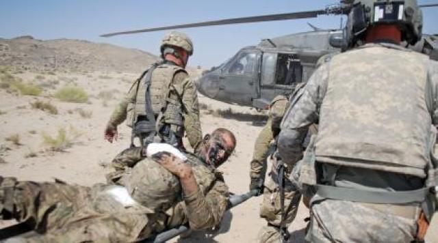 The golden hour, battlefield critical care