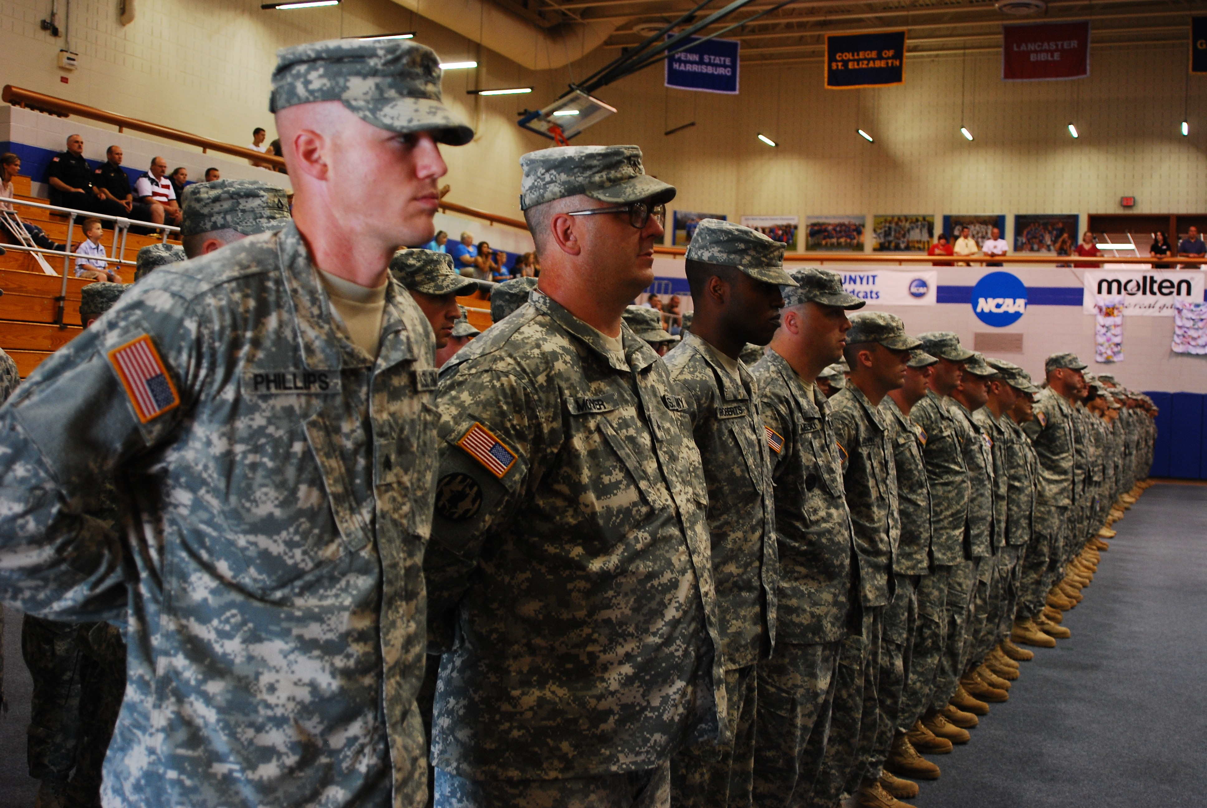 ny guard soldiers deploy for cuba mission