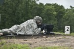 Soldiers shooting to become Army Reserve Best Warrior put marksmanship on display