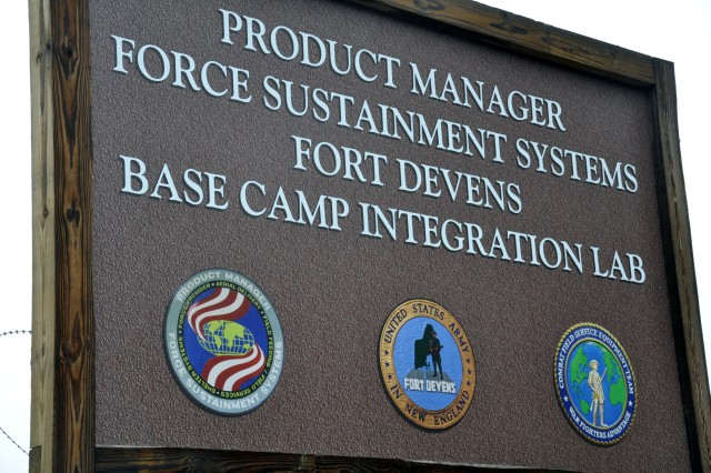 Two 150-person base camps at Fort Devens will help researchers measure systems and test new technologies. The camps will house service members training for deployments.