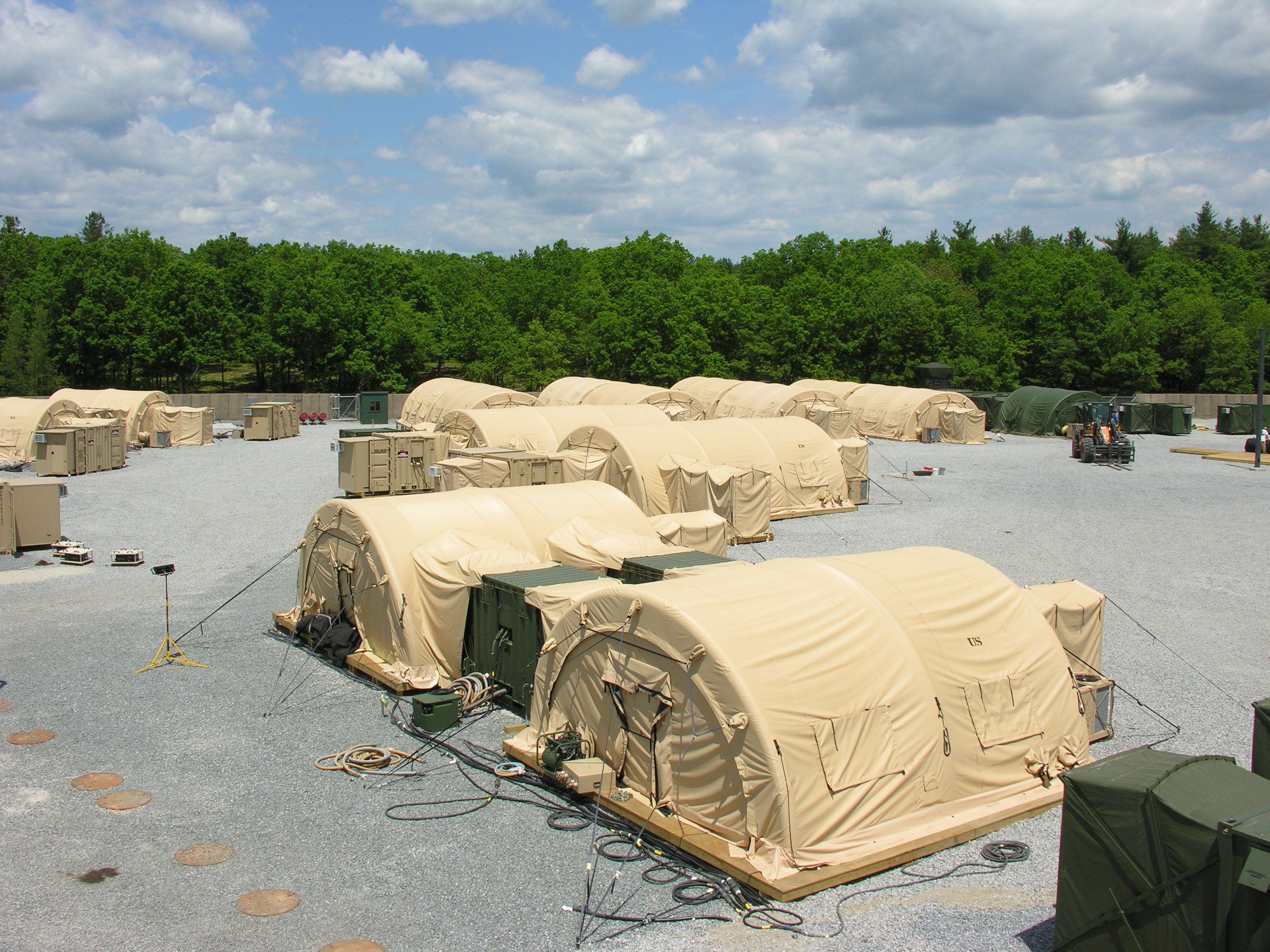 New Lab Aims To Save Energy At Base Camps Article The