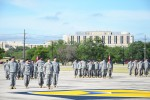 CRDAMC Soldiers proudly welcome new command team at ceremony