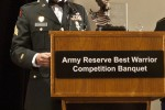 U.S. Army Reserve Command announces winners of Best Warrior Competition
