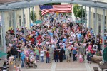 U.S. Army Garrison Ansbach celebrates the Army's 236th Birthday